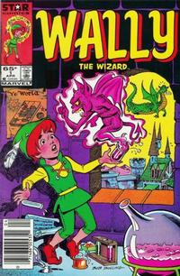 Cover Thumbnail for Wally the Wizard (Marvel, 1985 series) #1