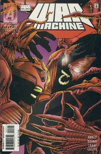 Cover Thumbnail for War Machine (Marvel, 1994 series) #23