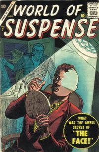 Cover Thumbnail for World of Suspense (Marvel, 1956 series) #7