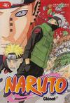 Cover for Naruto (Ediciones Glénat, 2002 series) #46