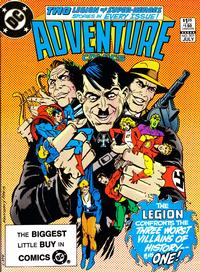Cover Thumbnail for Adventure Comics (DC, 1938 series) #501 [Direct]