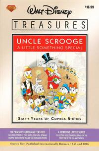 Cover Thumbnail for Walt Disney Treasures - Uncle Scrooge: A Little Something Special (Gemstone, 2008 series)