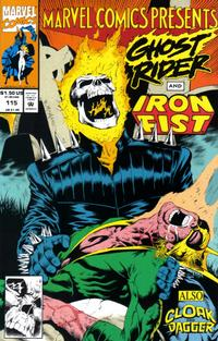 Cover Thumbnail for Marvel Comics Presents (Marvel, 1988 series) #115