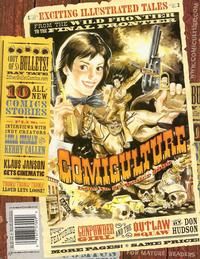 Cover Thumbnail for Comiculture (Mad Science Media, 2002 series) #2