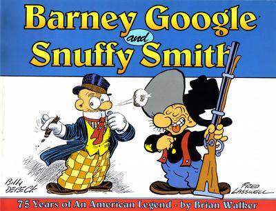 Cover for Barney Google and Snuffy Smith (1994 series) #[nn]