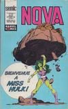 Cover for Nova (Semic S.A., 1989 series) #152