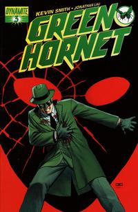 Cover Thumbnail for Green Hornet (Dynamite Entertainment, 2010 series) #3 [John Cassaday Cover]