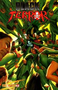 Cover Thumbnail for Black Terror (Dynamite Entertainment, 2008 series) #7 [Alex Ross Cover]