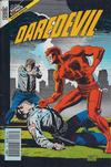 Cover for Daredevil (Semic S.A., 1989 series) #17
