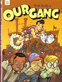 Cover Thumbnail for Walt Kelly's Our Gang (Fantagraphics, 2006 series) #4 - 1946-1947