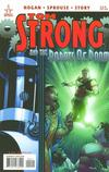 Cover for Tom Strong and the Robots of Doom (DC, 2010 series) #2