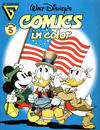 Cover for Walt Disney's Comics in Color (Gladstone, 1988 series) #5