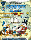 Cover for Walt Disney's Comics in Color (Gladstone, 1988 series) #7