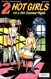 Cover for 2 Hot Girls on a Hot Summer Night (Fantagraphics, 1991 series) #3