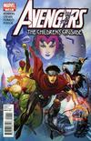 Cover for Avengers: The Children's Crusade (Marvel, 2010 series) #1