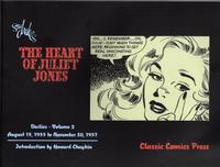 Cover Thumbnail for The Heart of Juliet Jones (Classic Comics Press, 2008 series) #2