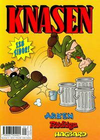 Cover Thumbnail for Knasen pocket (Egmont, 2009 series) #9