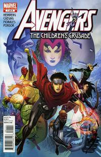 Cover Thumbnail for Avengers: The Children's Crusade (Marvel, 2010 series) #1