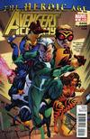 Cover for Avengers Academy (Marvel, 2010 series) #2
