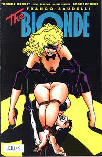Cover Thumbnail for The Blonde: Double Cross (Fantagraphics, 1991 series) #3