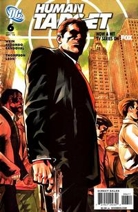 Cover Thumbnail for Human Target (DC, 2010 series) #6