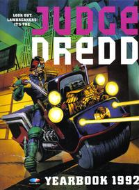 Cover Thumbnail for Judge Dredd Yearbook (Fleetway Publications, 1992 series) #1