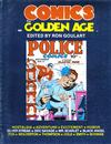 Cover for Comics The Golden Age (New Media Publishing, 1984 series) #2