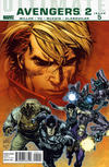 Cover for Ultimate Avengers (Marvel, 2009 series) #11