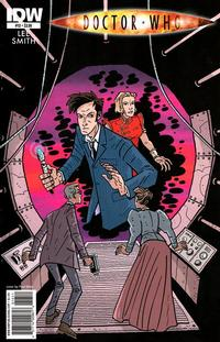 Cover Thumbnail for Doctor Who (IDW, 2009 series) #13 [Regular Cover]