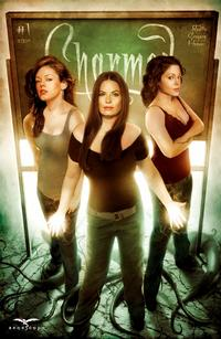 Cover Thumbnail for Charmed (Zenescope Entertainment, 2010 series) #1