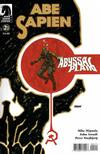 Cover for Abe Sapien: The Abyssal Plain (Dark Horse, 2010 series) #2