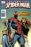 Cover Thumbnail for The Amazing Spider-Man (1999 series) #519 [Newsstand Edition]