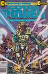 Cover for Captain Power and the Soldiers of the Future (Continuity, 1988 series) #1 [Newsstand Edition]