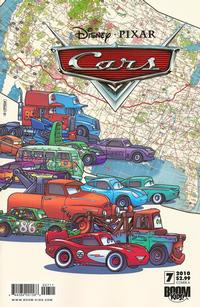 Cover Thumbnail for Cars (Boom! Studios, 2009 series) #7