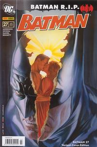 Cover Thumbnail for Batman (Panini Deutschland, 2007 series) #27