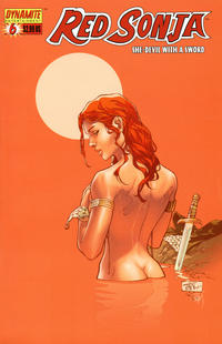Cover Thumbnail for Red Sonja (Dynamite Entertainment, 2005 series) #6 [Billy Tan Cover]