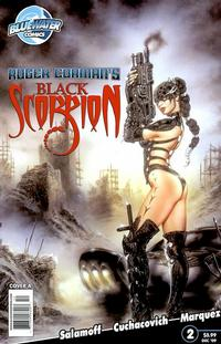 Cover Thumbnail for Roger Corman's Black Scorpion (Bluewater Productions, 2009 series) #2