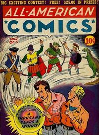 Cover Thumbnail for All-American Comics (DC, 1939 series) #7