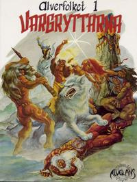 Cover Thumbnail for Alverfolket (Alvglans, 1983 series) #1