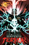 Cover Thumbnail for Black Terror (2008 series) #11 [Wagner Reis Cover]