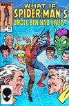 Cover for What If? (Marvel, 1977 series) #46 [Direct Edition]