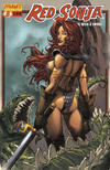 Cover Thumbnail for Red Sonja (2005 series) #8 [Brandon Peterson Cover]