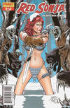 Cover Thumbnail for Red Sonja (2005 series) #17 [Jim Balent High End Variant Cover]