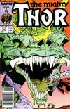 Cover for Thor (Marvel, 1966 series) #380 [Newsstand Edition]