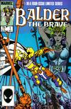 Cover for Balder the Brave (Marvel, 1985 series) #1 [Direct Edition]