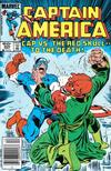 Cover for Captain America (Marvel, 1968 series) #300 [Newsstand Edition]