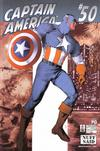 Cover Thumbnail for Captain America (1998 series) #50 (518 [517]) [Direct Edition]