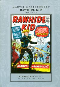 Cover Thumbnail for Marvel Masterworks: Rawhide Kid (Marvel, 2006 series) #1 [Regular Edition]