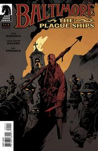 Cover Thumbnail for Baltimore: The Plague Ships (Dark Horse, 2010 series) #1
