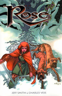 Cover Thumbnail for Rose (Cartoon Books, 2002 series)